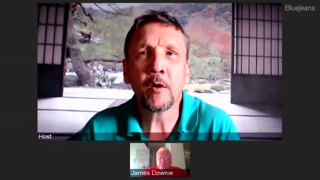 Spiritual Warrior's Wisdom – Episode 7 James Downie Neil Thrussell