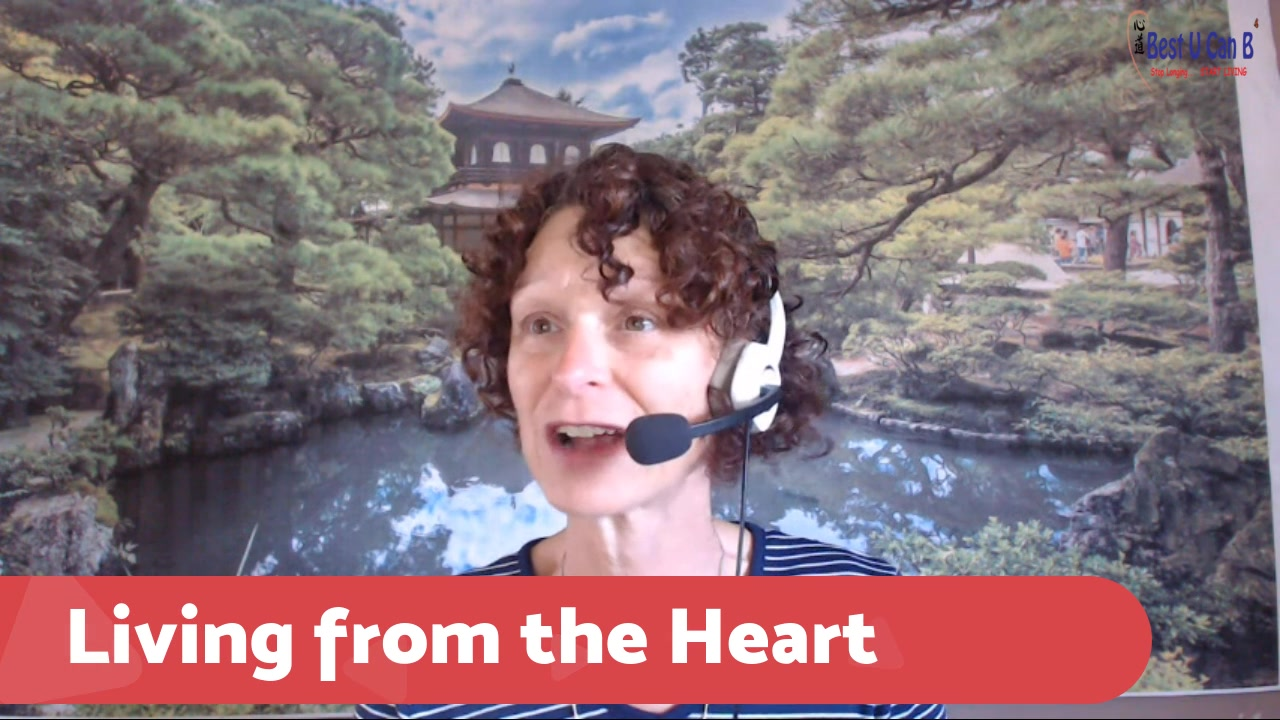 This Live Show Celebrates living with Purpose and Passion. Your host Explores how Living from the Heart can amplify the Joy and sense of Fulfillment in Your life.