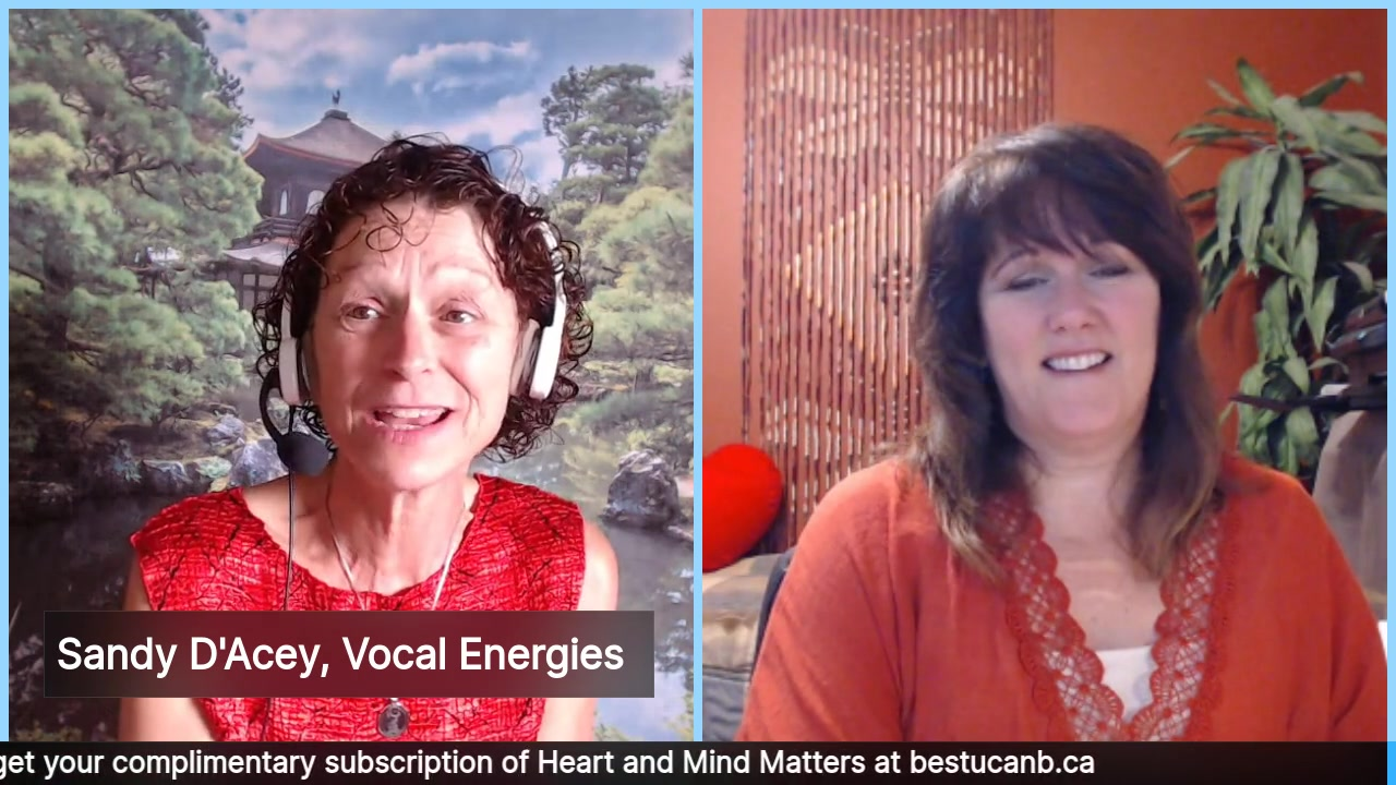 Living from the Heart Episode 5 (RESCHEDULED to Thursday Aug 22 at 11am.) Join your host, Tina Thrussell, Light Dancer, as she shares delightfully inspiring conversation with the playful, powerful, pa…