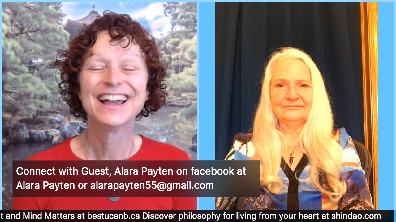 Living from the Heart Episode 21 with Alara Payten:  Dec 18, 2019.  Following your heart can, in some cases, mean turning your world upside down and heading in a whole new direction; in the case of to…