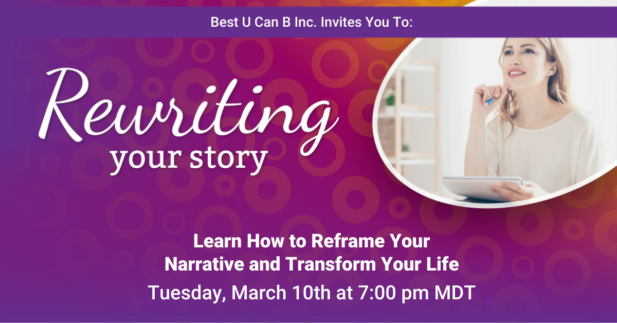 ReWriting Your Story – Webinar