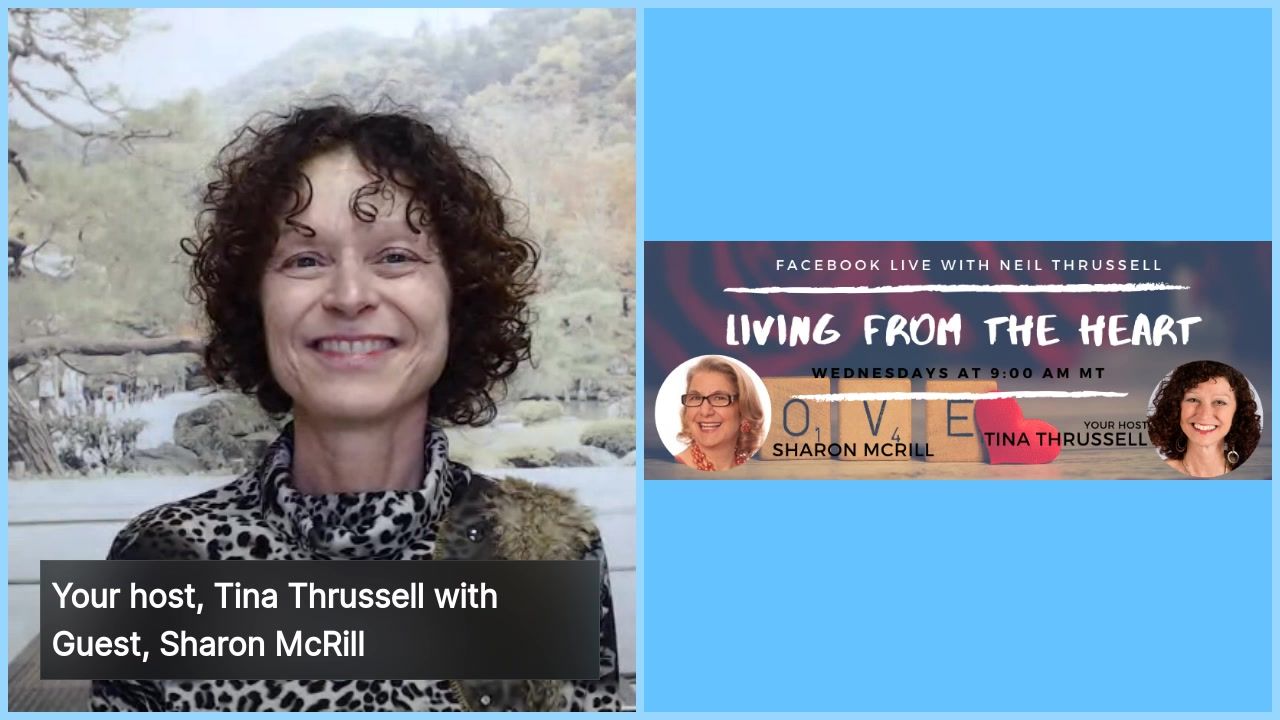Living from the Heart Episode 27 with Sharon McRill – Feb 5, 2020. Today your show host, Tina Thrussell, shares conversation with Sharon McRill, owner and president of The Betty Brigade, a relocatio…