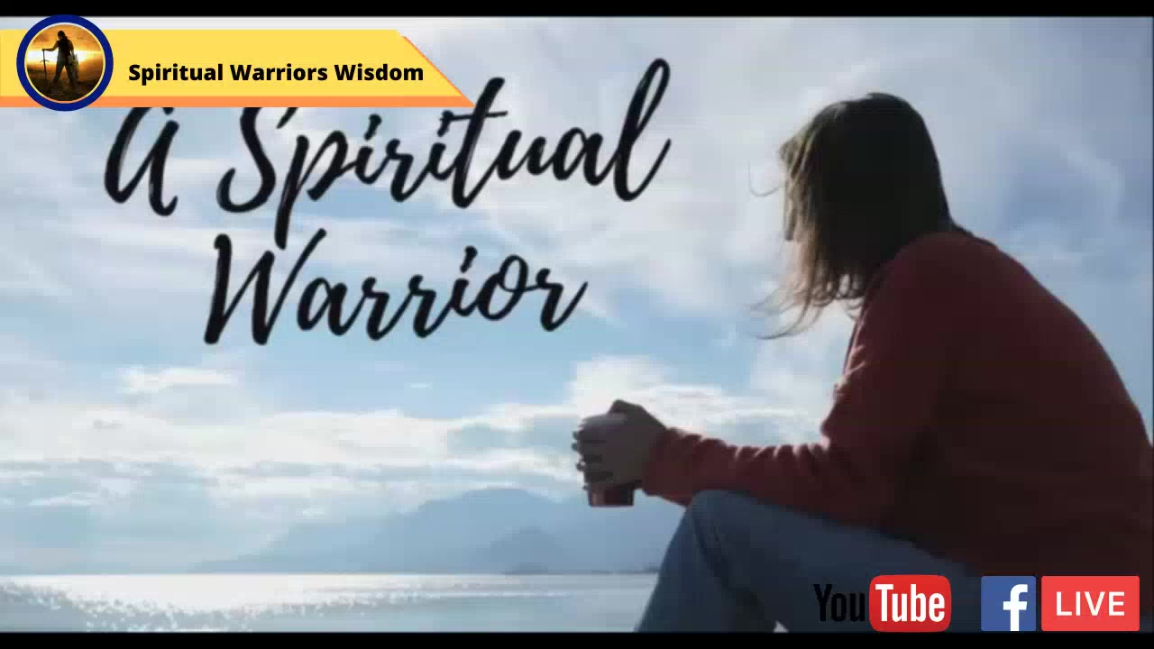 Spiritual Warriors Wisdom Episode 20 with Rev. Pat ball