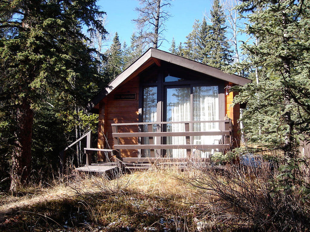 Kings Fold Cabin