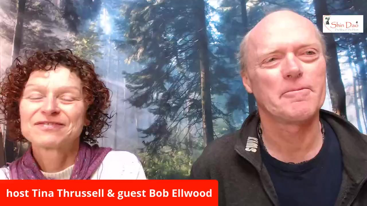 Nov 25, 2020 Living from the Heart Episode 50 with guest, Bob Ellwood