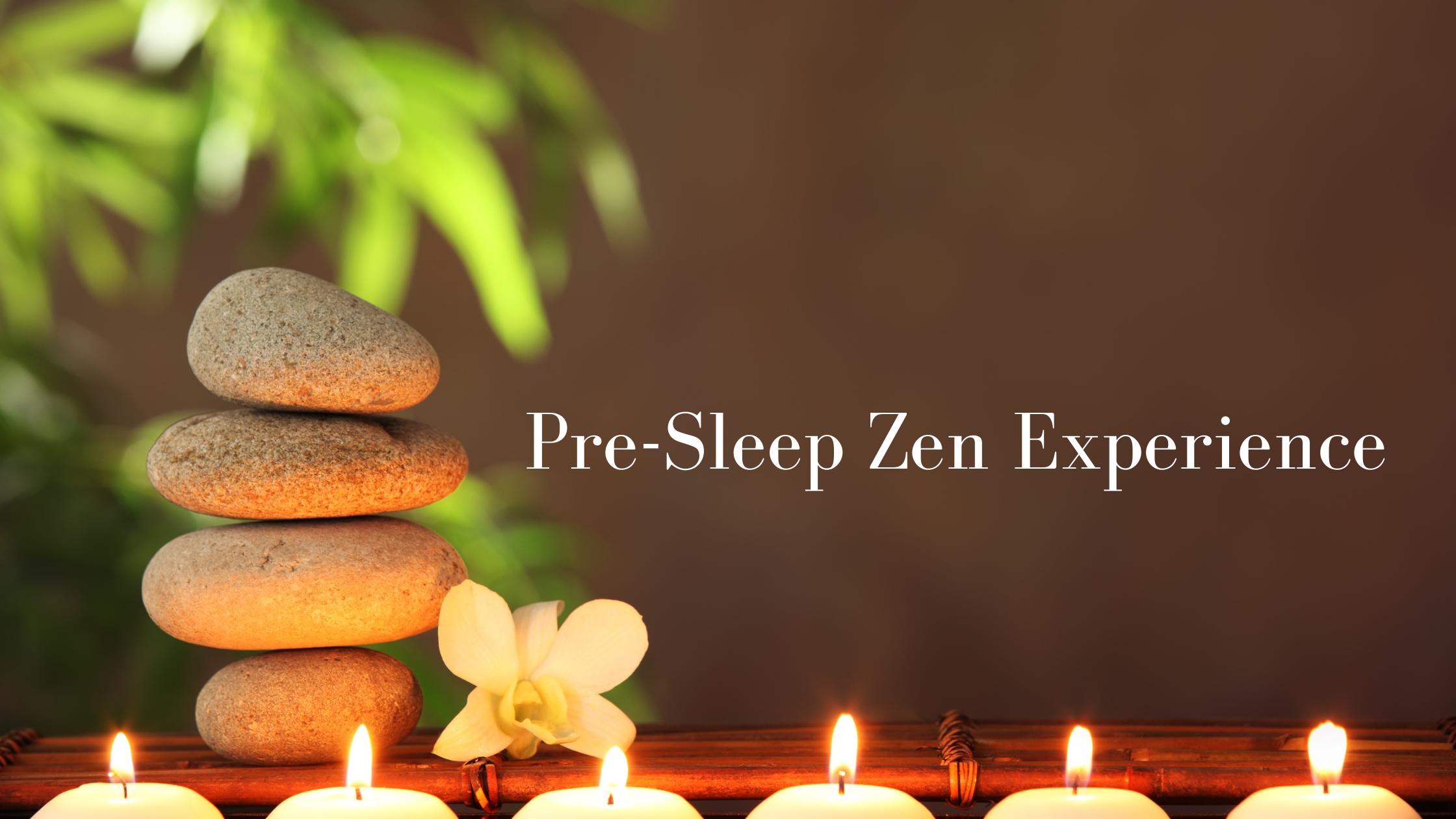 header log pre zen sleep